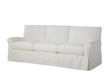 Chelsea Slipcovered Rolled Arm Sofa