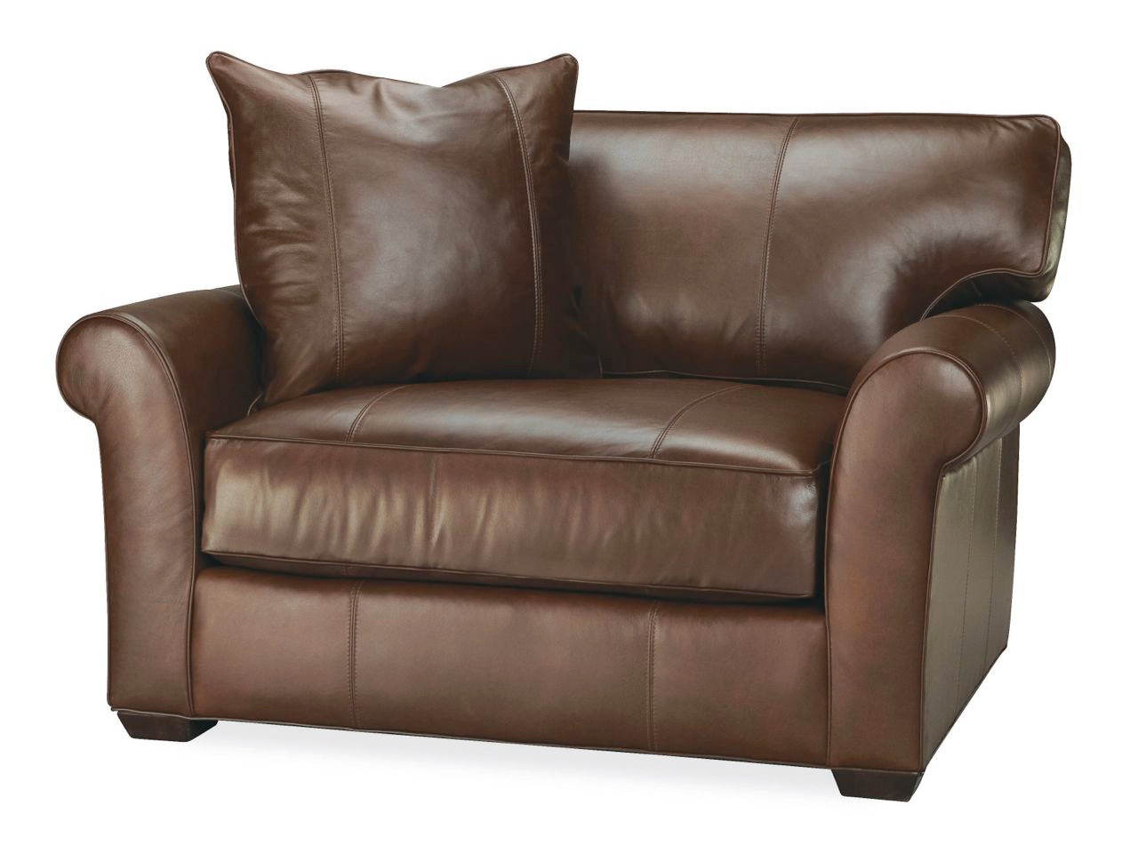 Jessie Leather Chair And A Half Leather Armchairs Living