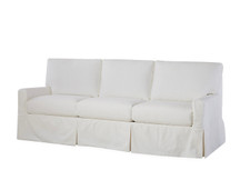 Chelsea Slipcovered Track Arm Sofa