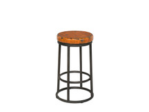 Gatehouse Copa Counter Stool - Clementine