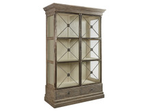 Fairview Medallion Bookcase