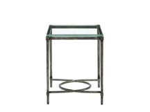 Athena Metal End Table (Clearance)