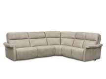 Finn Leather Sectional