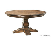 Manchester Round Table and Chairs - Full Set (Clearance)