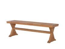 Ridgewood Garden Trestle Bench