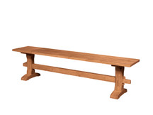 Ridgewood Cheval Trestle Bench