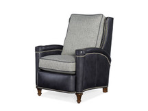 BY Mayes Leather Recliner