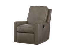BY Yorba Wall-Hugger Leather Recliner