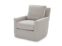 Tessa Slipcovered Chair
