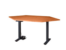 Glenwood Crawford Standing Corner Desk