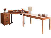 Glenwood Crawford Modular Desk System