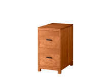 Glenwood Crawford Two-Drawer File Chest