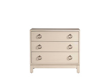 Glenwood Hamlin Three-Drawer Nightstand