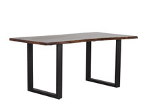 Gatehouse Natural-Edge Dining Table