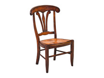 Manchester Manor House Chair - Wood Seat