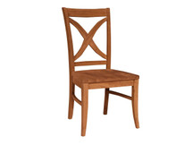Ridgewood Vineyard Curved X-Back Chair