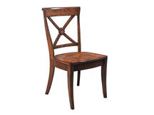 Manchester Braslow Chair - Wood Seat