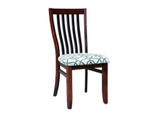 Palettes Landon Dining Side Chair - Fabric Seat
