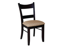 Palettes Manhattan Dining Side Chair - Fabric Seat