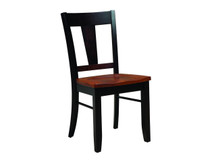Palettes Bakersfield Dining Chair- Fabric Seat