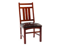 Palettes Sedona Dining Chair - Leather Seat