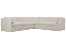 Serita Slipcovered Sectional