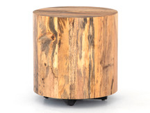 Fulton Nephi Round End Table