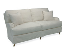 Glenbrook Slipcovered Apartment Sofa