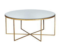 Fairview Mirrored Coffee Table