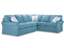 Vineyard Slipcovered Sectional