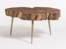 Alder & Tweed Vail Molten Coffee Table