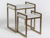 Alder & Tweed Santa Barbara Nesting Tables