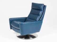 American Leather Cirrus Leather Recliner