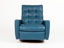 American Leather Como Leather Recliner