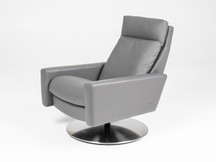 American Leather Cumulus Leather Recliner
