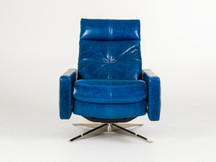 American Leather Rainier Leather Recliner
