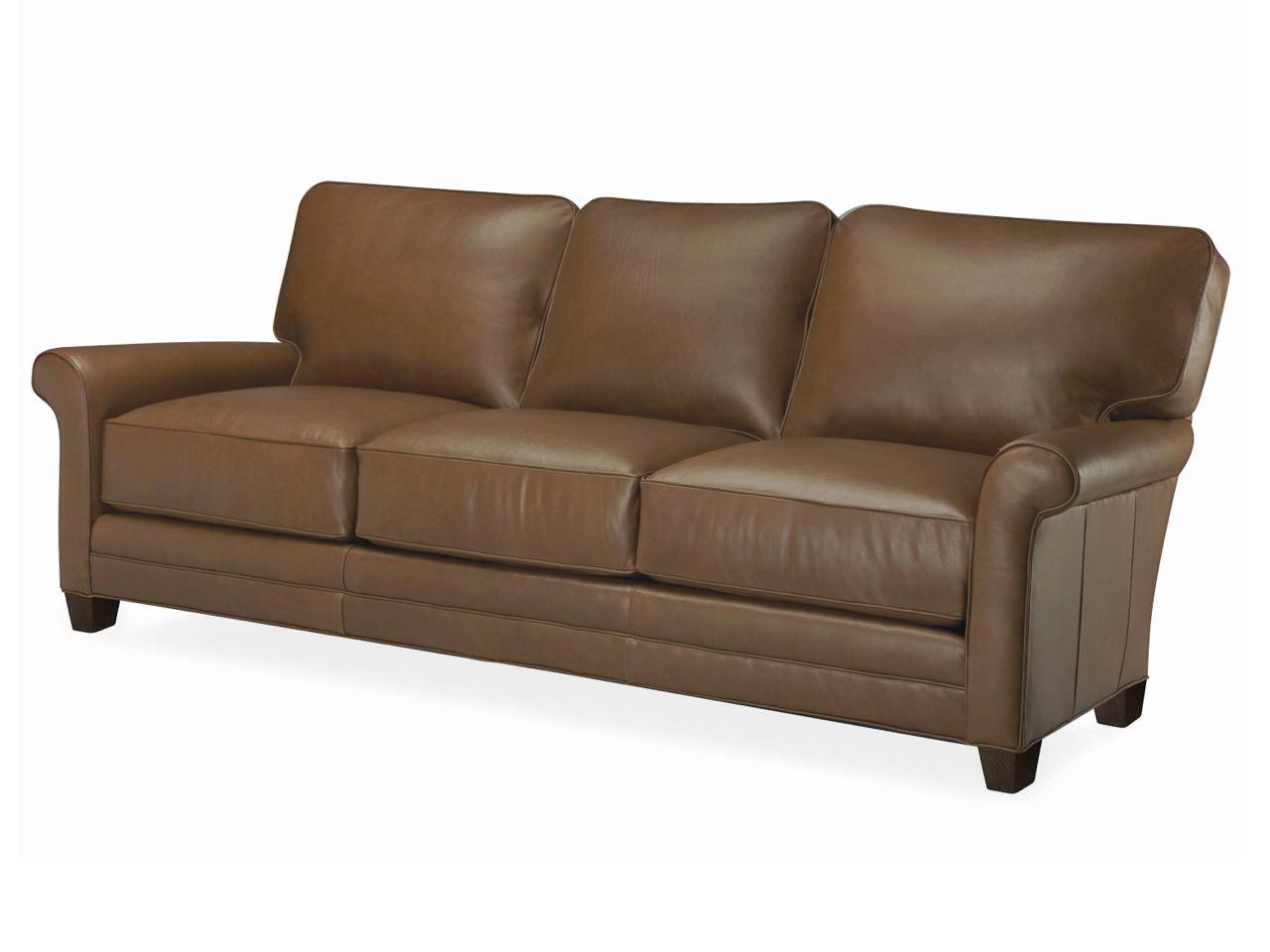 Verne Leather Queen Sleeper Leather Sleeper Sofas Sofa