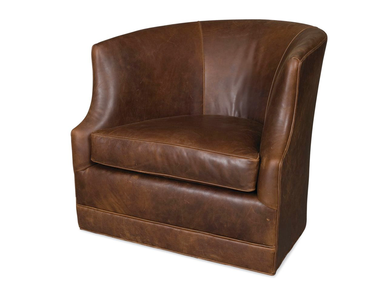 Lara Leather Swivel Chair Leather Swivel Chairs Swivel