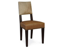 Arcata Leather Dining Chair