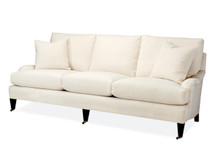 Batten Sofa with Casters