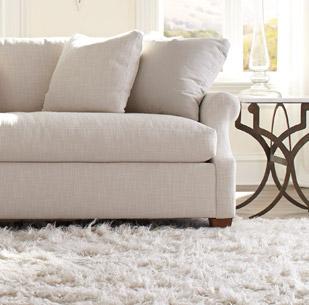 Custom upholstery seating