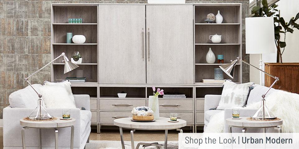 Shop the Look: Urban Modern