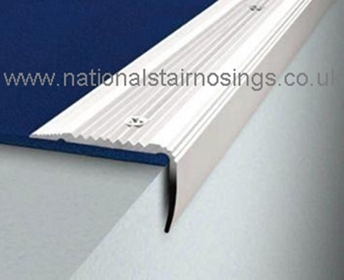 Aluminium Profiles for stairs /… /… Anodized Stair nosing profile ALUMINIUM Gold 180cm 19x15mm