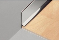 Aluminium Skirting With Wall Bracket For Concealed Fixing-2 5m