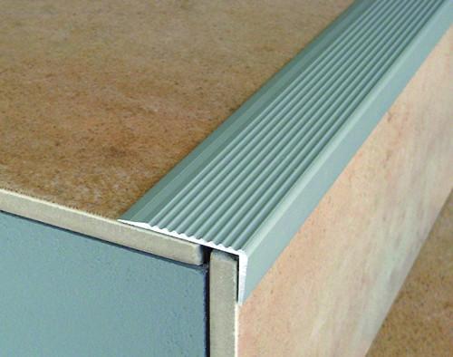 Aluminium Stair Nosing For Laminate Carpet Tile Amp Lino 2