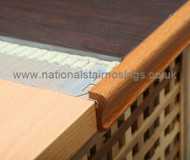 Wood Worktop Countertop Profile For Kitchens & Catering Industry -2.5m