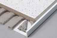 PVC Straight Edge Tile Trim- 2.5m