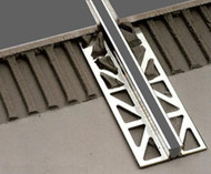 Stainless Steel Expansion Joint Profiles For Heavy Traffic Areas-2.5m
