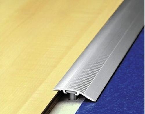 Aluminium Transition Threshold Ramp Strips For 6 17mm