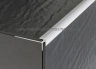 Aluminium Stair Nosing For Lino,LVT & Thin Tiles- 2.7m